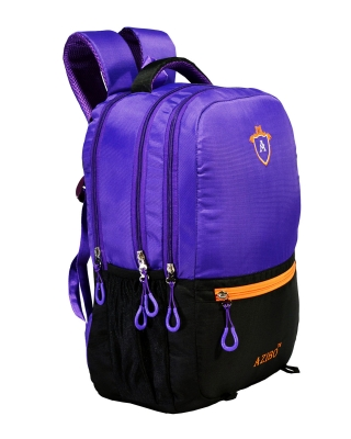 Azibo Rider Durable & Waterproof Rucksack/Business/School/College/Travel/Office Backpack
